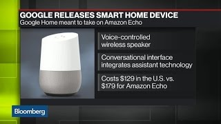 Is Google's New Smart Home Device a Threat to Amazon?
