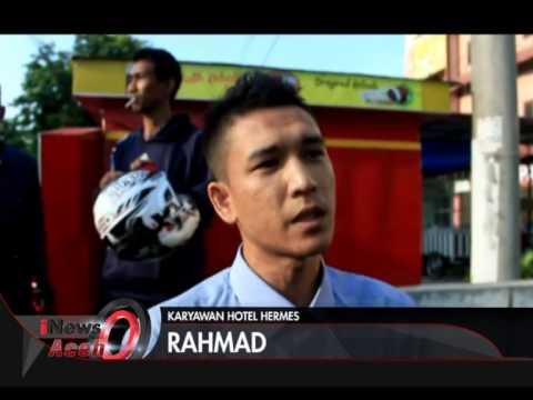 AKSI PROTES KARYAWAN HERMES HOTEL | iNews Aceh 20/08/2015