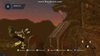 Trials Fusion(PC): Badlands (Ninja)