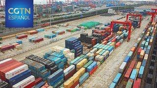Consejo de Estado de China publica estadísticas sobre el crecimiento económico de la primera mitad