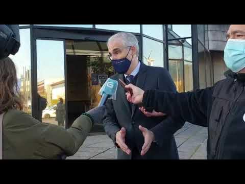 """Francisco Conde: """"A pequena e a mediana empresa en Galicia está dando respostas"""""""