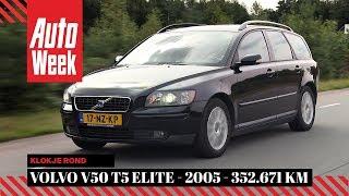 Volvo V50 T5 Elite - 2005 - 352.671 km - AutoWeek Klokje Rond