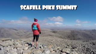 Scafell Pike Trail Marathon Recce 2017