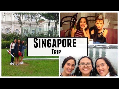 Travel Vlog # 2: 5 Days in Singapore!!