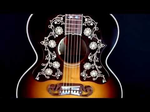 Gibson Bob Dylan SJ-200 Players Edition Guitar Review