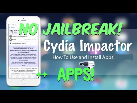 How To Install Tweaked Apps With Cydia Impactor For IOS 12/11/10 - No Jailbreak