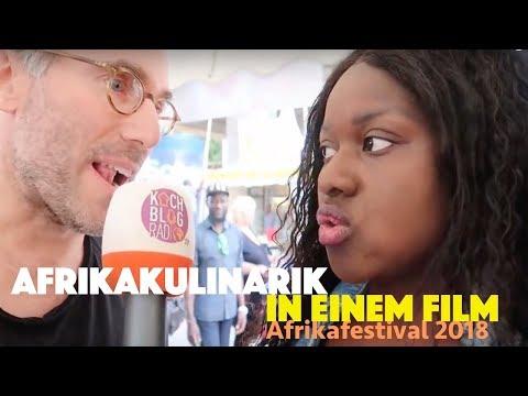 Afrika Street Food | Afrika Festival Nürnberg 2018 | Rezepte | Reportage