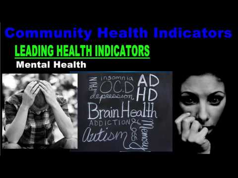 What Are Community Health Indicators?