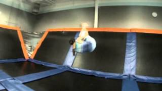 Airborne Trampoline Arena - October Entry