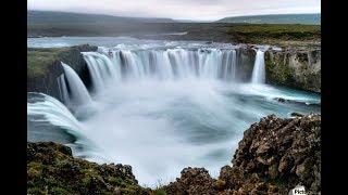 Gambar cover Godafoss!  On découvre la chute des dieux en partance d'Akureyri, Jour 3 partie 1 (Islande 2018)