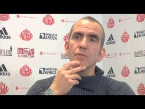 Paolo Di Canio interview. SAFC TV exclusive.