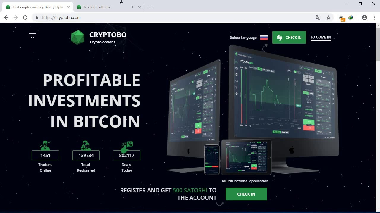 cryptocurrency binary options stock return predictability of out-of-the-money option trading arbitrage trading bot