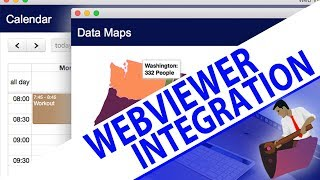 Web Viewer Integration | FileMaker | FileMaker Videos | FileMa…