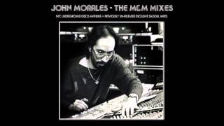 "John Morales  The M&M Mixes ""Lady Bug"" I Just Wanna Be Your Lady Bug) (12"" Version)"
