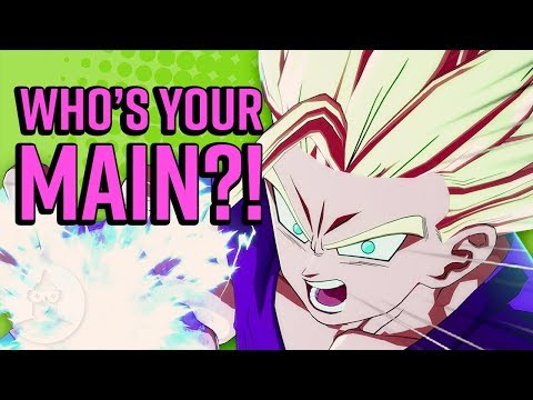 What Your Dragon Ball Fighterz Main Says About YOU! | The Leaderboard