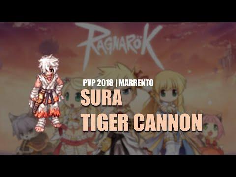 [Ragnarok] Sura PvP #1 | Tiger Cannon/GoH/Asura | Marrento