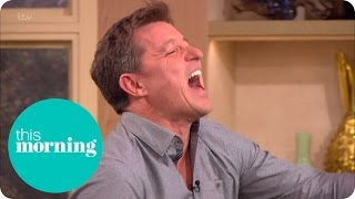 Holly's 'Willy Wanging' Leaves Ben In Hysterics! | This Morning