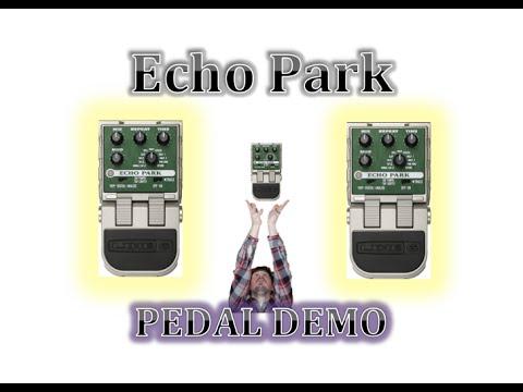 echo park pedal demo tape digital and analog delay line 6 youtube. Black Bedroom Furniture Sets. Home Design Ideas