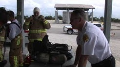 Florida State Fire Marshal Jeff Atwater visits PBCFR