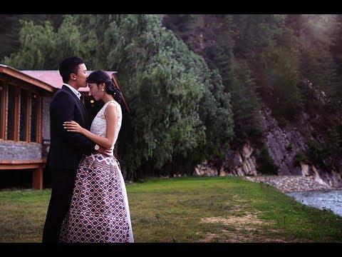 Wedding Photoshoot at Terma Linca, Bhutan