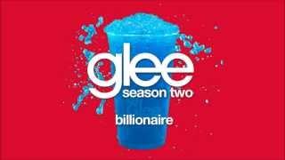 Billionaire | Glee [HD FULL STUDIO]