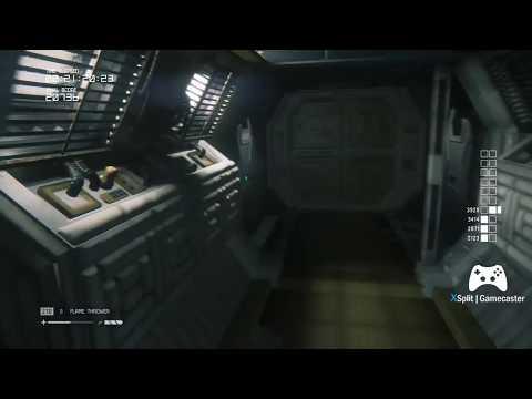 Alien Isolation - Safe Haven DLC - Oops |