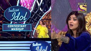 Pawandeep और Arunita की इस Performance ने फैलाया मंच पर जादू   Indian Idol   Contestant Mashup