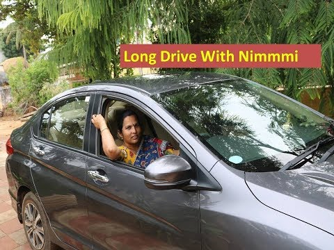 ఈ రోజు నా ప్రయాణం ఎక్కడికో ????// Long drive with nimmi