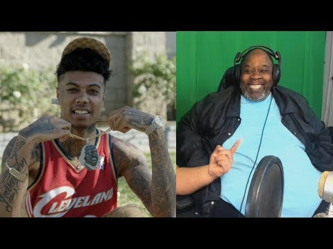 Dad Reacts to Blueface - Bleed It (Dir. by @_ColeBennett_)