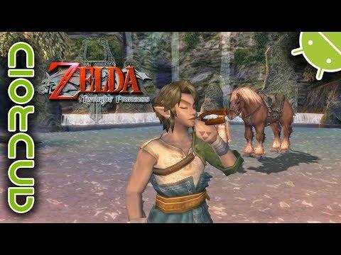The Legend Of Zelda: Twilight Princess NVIDIA SHIELD Android TV | Dolphin Emulator 5.0-9896 GameCube