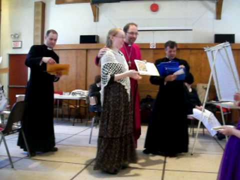 Receiving confirmation certificates