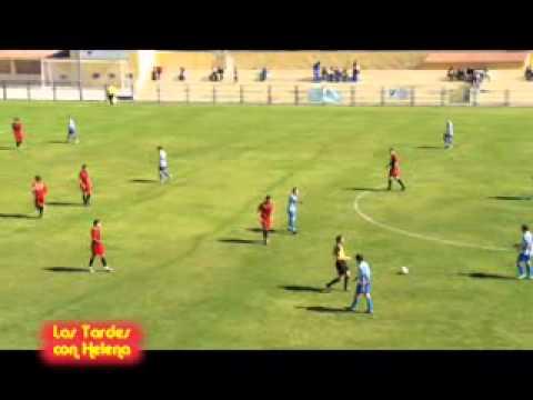 Partido de Fútbol entre  U.D San Pedro y Nerja.flv