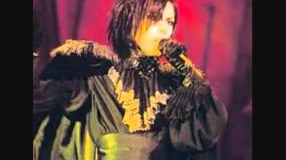 klaha's performance of kioku to sora from the bara no seido concert.