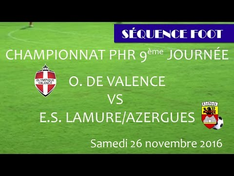 Séquence Foot OV LAMURE AZERGUES