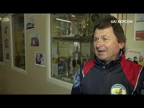 UA: Херсон: змагання з пішохідного туризму