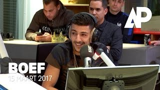 Boef doet 'Range Sessie' live! | De Avondploeg
