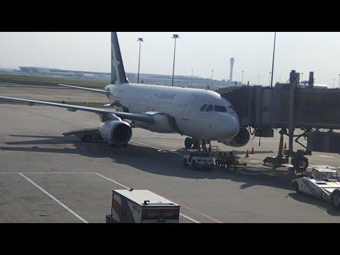 Flight Review Silk Air A319-100 Kuala Lumpur to Singapore