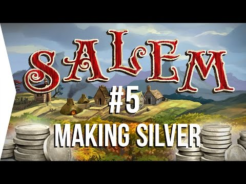 Surviving Salem #5: Making Money Earlygame ► Crafting MMO Ga