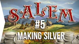 Surviving Salem #5: Making Money Earlygame ► Crafting MMO Game