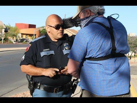 Return To El Paso FBI / PD 1st Amendment Audit P and P News