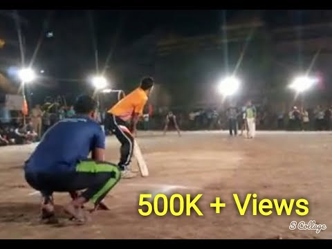 Asalfa Vs Ashtvinayak - Box Cricket Tournament (Ghatkopar)