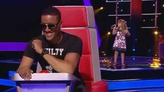 Luana Velasques  Não me Toca  The Voice Kids