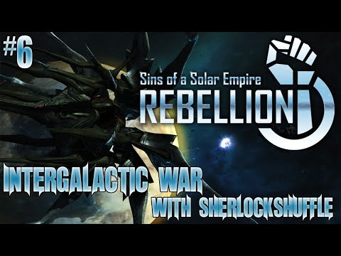 Sins Of A Solar Empire Rebellion #6 - The Titans Launch