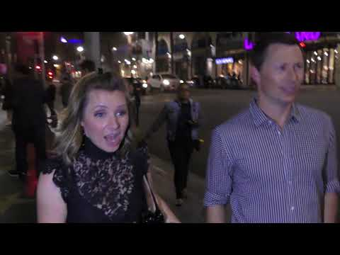 Beverly Mitchell talks about if there will ever be a 7th Heaven reunion outside the Roosevelt Hotel