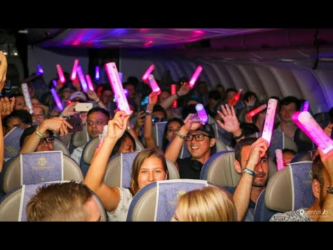 Tomorrowland Party Flight 2018