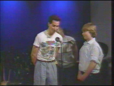 "Danny ""D-Boy"" Rodriguez was a Christian rap artist. 1986"