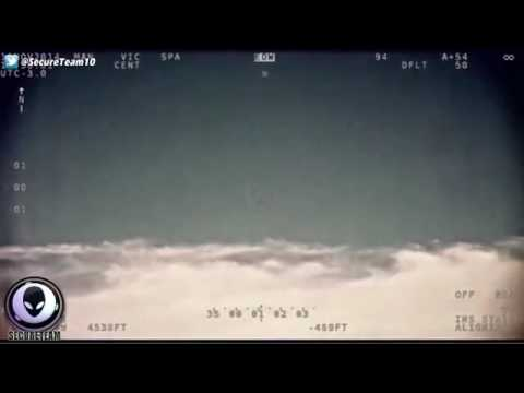 ASTONISHING UFO Clip Released By Chilean Navy 1617