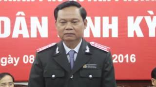 Gambar cover Tổng Thanh Tra Chính Phủ Huỳnh Phong Tranh Bổ Nhiệm Dồn Dập Cán Bộ Sai Phép Trước Lúc Về Hưu