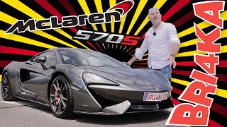 McLaren 570s | Test and Review | Bri4ka.com