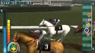 Gallop Racer 2004 (PS2 Gameplay)